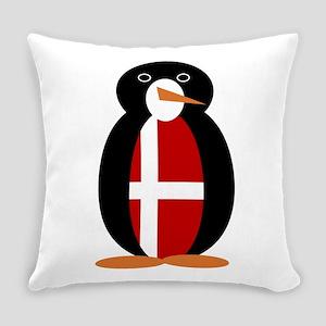 Penguin of Denmark Everyday Pillow