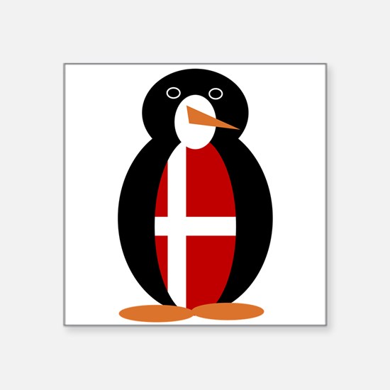 Penguin of Denmark Sticker