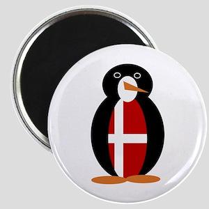 Penguin of Denmark Magnets