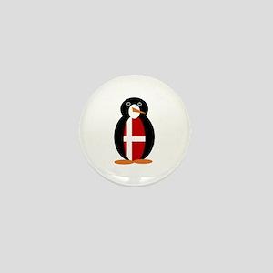 Penguin of Denmark Mini Button