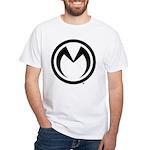 SuperMule White T-Shirt