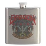 Baboon Rising Flask