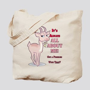 Goat About Me Tote Bag