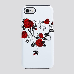 Red Rose iPhone 8/7 Tough Case