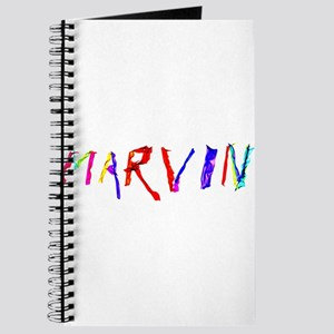 Marvin Personalized Wind Swept Journal
