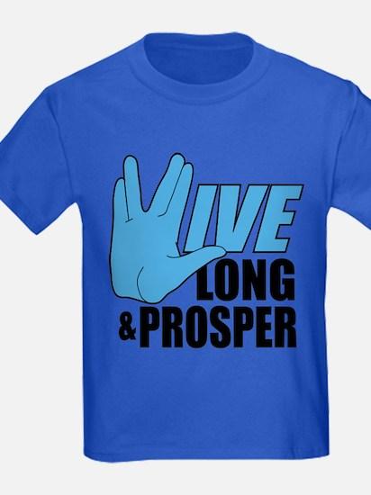 Live Long Prosper T