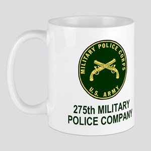 275th MP Company <BR>Retired Coffee Cup