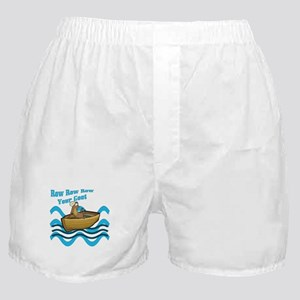 Row Your Goat Boxer Shorts