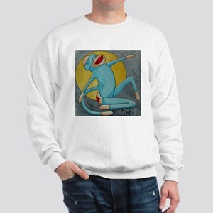 Bonnie Blue Sock Monkey Sweatshirt