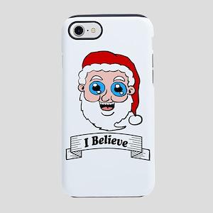 I Believe Santa iPhone 8/7 Tough Case