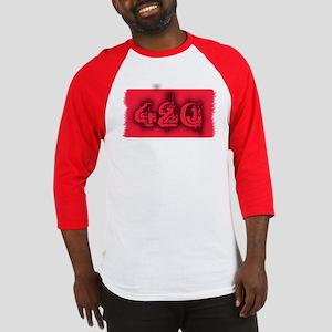 420 Stoner Baseball Jersey