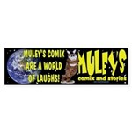 Muley Bumper Sticker