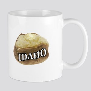 baked potato Idaho Mugs