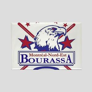 Le Royal de Bourassa Rectangle Magnet