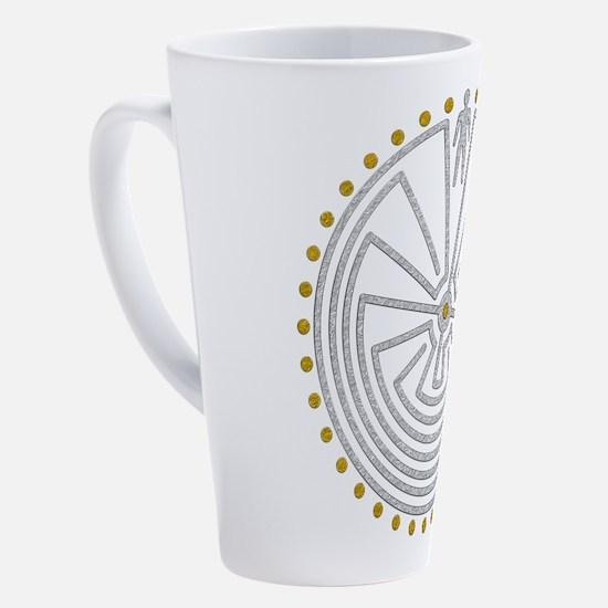 Cute Labyrinth 17 oz Latte Mug