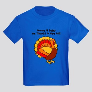 Thankful to have ME! Kids Dark T-Shirt