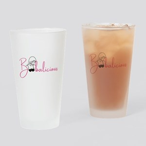 Boobalicious Products Drinking Glass