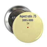 """Panel Print Image 2 2.25"""" Button (10 pack)"""