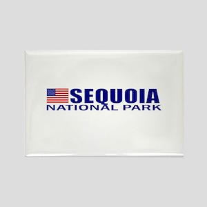 Sequoia National Park Rectangle Magnet