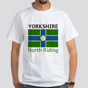 North Riding DS White T-Shirt