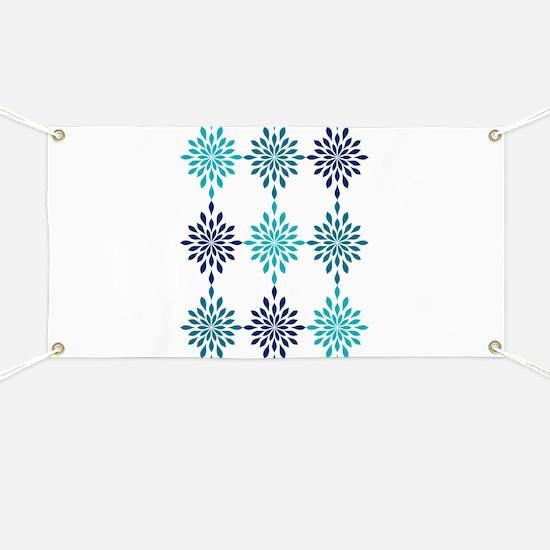 Blue Design Banner