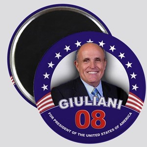 Rudy Giuliani for President Magnet