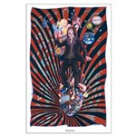 Fifth Dimension (5D, The Byrds) Large Poster