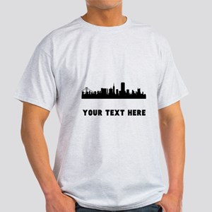 San Francisco Cityscape Skyline (Custom) T-Shirt