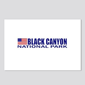 Black Canyon National Park Postcards (Package of 8