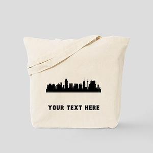San Antonio Cityscape Skyline (Custom) Tote Bag