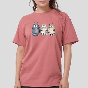 Three 3 Cats T-Shirt
