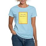 Greeting Card Image 1 Women's Light T-Shirt