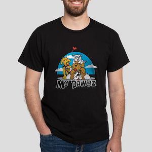 My Dawgz (Dogs) Dark T-Shirt