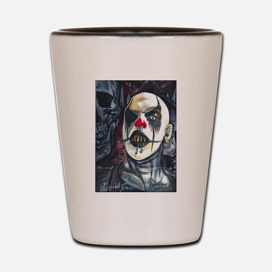 Lord Darkness Shot Glass