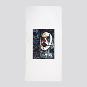 Lord Darkness Beach Towel