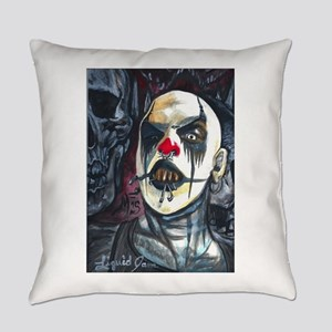 Lord Darkness Everyday Pillow