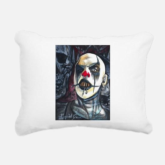 Lord Darkness Rectangular Canvas Pillow
