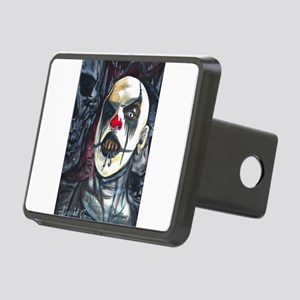 Lord Darkness Rectangular Hitch Cover