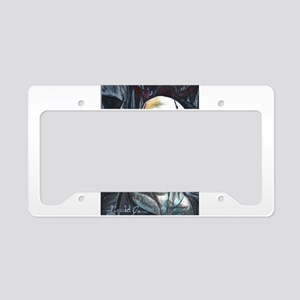 Lord Darkness License Plate Holder