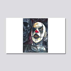 Lord Darkness Car Magnet 20 x 12
