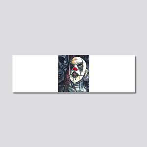 Lord Darkness Car Magnet 10 x 3