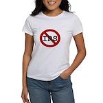No IRS Women's T-Shirt