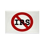 No IRS Rectangle Magnet (100 pack)