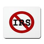 No IRS Mousepad