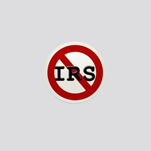 No IRS Mini Button