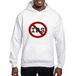 No IRS Hooded Sweatshirt