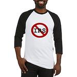 No IRS Baseball Jersey