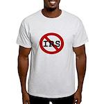 No IRS Light T-Shirt