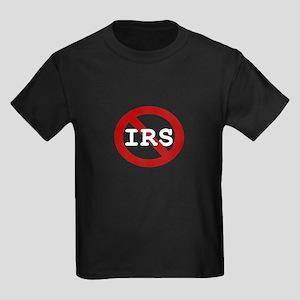 No IRS Kids Dark T-Shirt