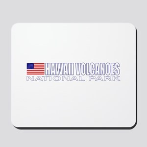 Hawaii Volcanoes National Par Mousepad